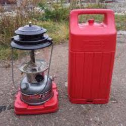 Бензиновые лампы