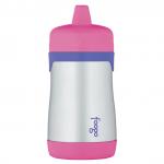 Купить термос-поильник розовый Foogo Phases №2