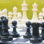 Купить садовые шахматы