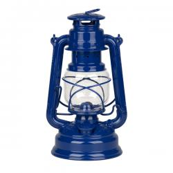 Купить керосиновую лампу Storm Lantern синяя Petromax