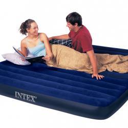 Купить надувную кровать Blue Airbed-King
