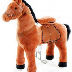 Купить поницикл лошадка рыжая малая