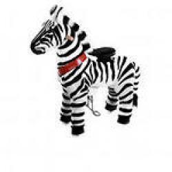 Купить поницикл зебру среднюю озвученную