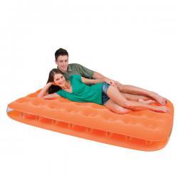 Купить надувную кровать Fashion Flocked Air Mattress Queen