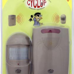 Купить автономную кемпинговую сигнализацию CYCLOP