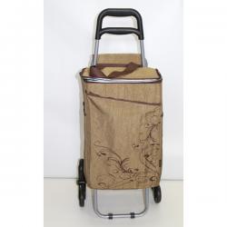 Купить термос-сумку на колесах Thermos Detachable Wheeled Cooler Brown