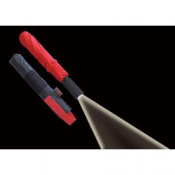 Купить зонт треккинговый Light trek flashlite red