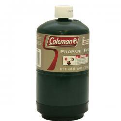 Купить баллон газовый резьбовой Coleman Propane Fuel