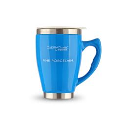 Купить термос кружку Desk Mug син, 0,35 л