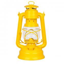 Купить керосиновую лампу Storm Lantern жёлтая Petromax