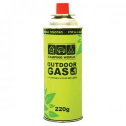 Купить баллон газовый цанговый Outdoor 220 г CW