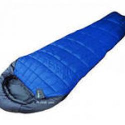 Купить спальный мешок HIGH PEAK PAK 1600m темно-синий