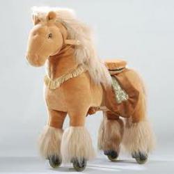 Купить поницикл королевская лошадка средний