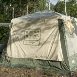Купить тент Green Hotel Volga